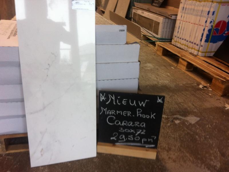 Marmeren Vloertegels Praxis : Assortiment tegeloutlet woerden vloer en ...