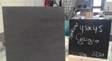 Vloertegel Grigio 45x45cm