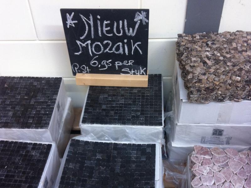 Mozaiek Tegels Outlet : Marmer mozaiek !!! tegeloutlet woerden: vloer en wandtegels voor