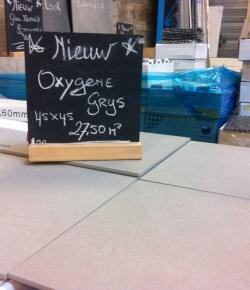 OXYGENE GRIJS: EXCLUSIEF